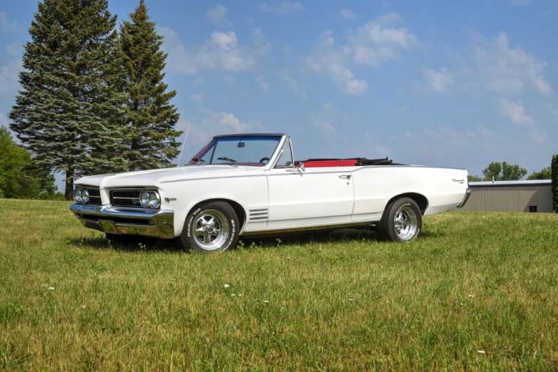 1964 Pontiac Tempest for sale at Hooked On Classics in Watertown MN