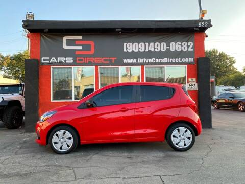 2016 Chevrolet Spark for sale at Cars Direct in Ontario CA