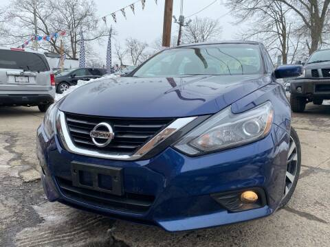 2018 Nissan Altima for sale at Best Cars R Us in Plainfield NJ