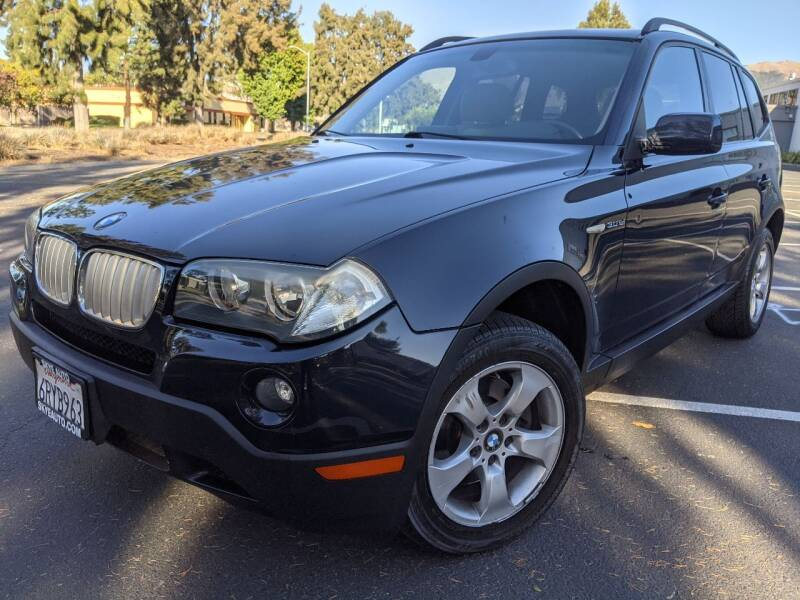 2008 BMW X3 for sale at Skye Auto in Fremont CA