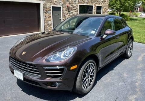 2017 Porsche Macan for sale at Shedlock Motor Cars LLC in Warren NJ