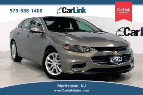 2017 Chevrolet Malibu for sale at CarLink in Morristown NJ