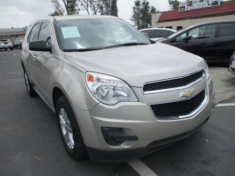 2015 Chevrolet Equinox for sale at F & A Car Sales Inc in Ontario CA