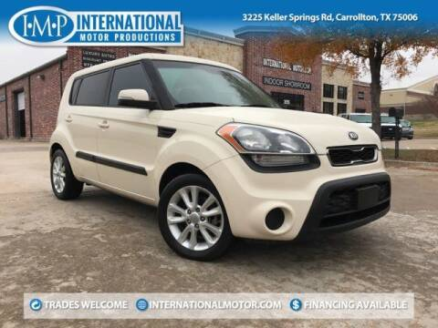 2013 Kia Soul for sale at International Motor Productions in Carrollton TX