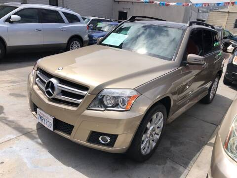 2010 Mercedes-Benz GLK for sale at Excelsior Motors , Inc in San Francisco CA