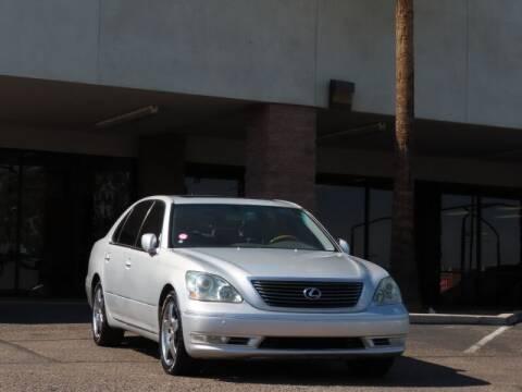 2006 Lexus LS 430 for sale at Jay Auto Sales in Tucson AZ