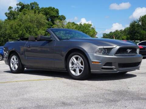 2013 Ford Mustang for sale at Sunny Florida Cars in Bradenton FL