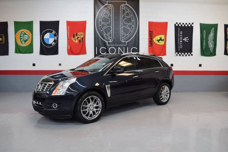 2014 Cadillac SRX for sale at Iconic Auto Exchange in Concord NC