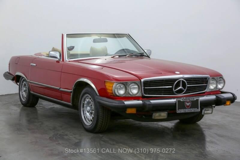 1976 Mercedes-Benz 450-Class