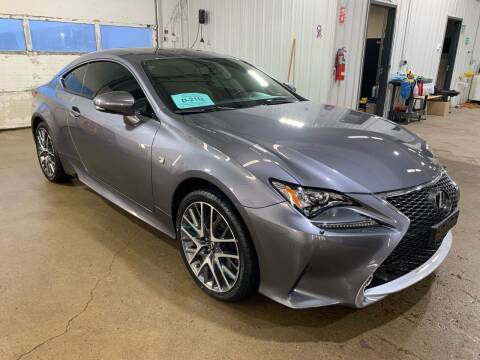 2015 Lexus RC 350 for sale at Premier Auto in Sioux Falls SD
