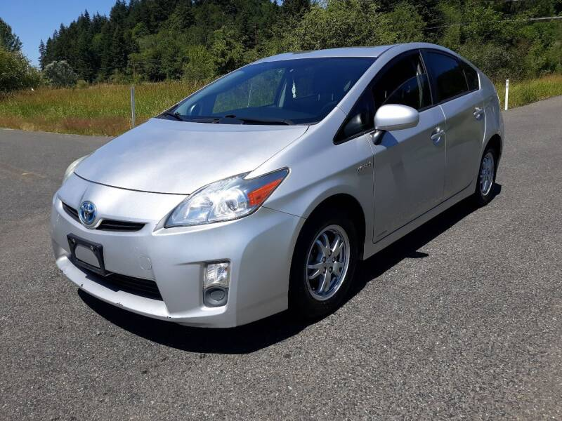 2010 Toyota Prius for sale at State Street Auto Sales in Centralia WA