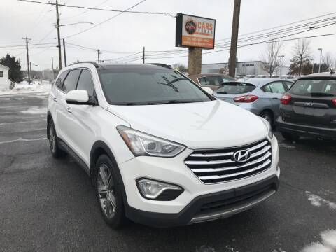 2015 Hyundai Santa Fe for sale at Cars 4 Grab in Winchester VA