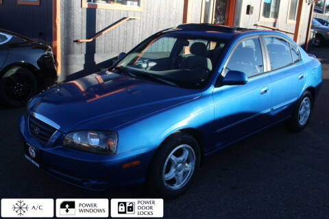 2005 Hyundai Elantra for sale at Sabeti Motors in Tacoma WA