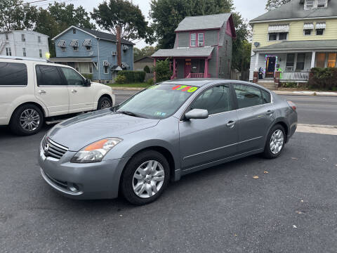 2009 Nissan Altima for sale at Roy's Auto Sales in Harrisburg PA