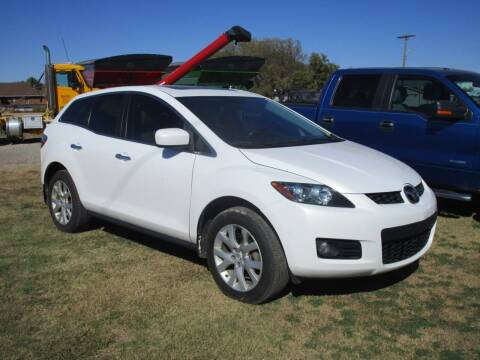 2008 Mazda CX-7 for sale at Bretz Inc in Dighton KS