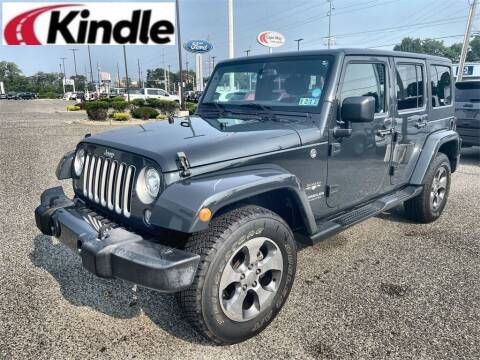 2017 Jeep Wrangler Unlimited for sale at Kindle Auto Plaza in Cape May Court House NJ