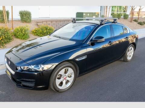 2017 Jaguar XE for sale at REVEURO in Las Vegas NV
