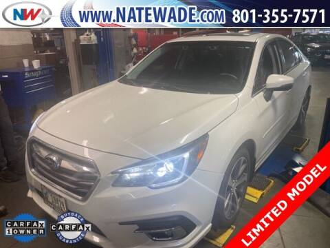 2019 Subaru Legacy for sale at NATE WADE SUBARU in Salt Lake City UT