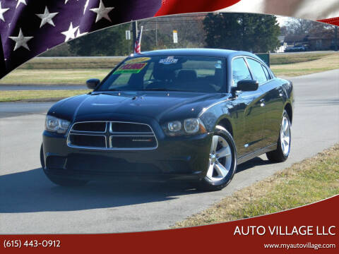 2014 Dodge Charger for sale at AUTO VILLAGE LLC in Lebanon TN