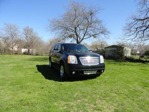 2008 GMC Yukon XL for sale at Vamos-Motorplex in Lewisville TX
