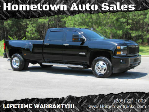 2019 Chevrolet Silverado 3500HD for sale at Hometown Auto Sales - Trucks in Jasper AL
