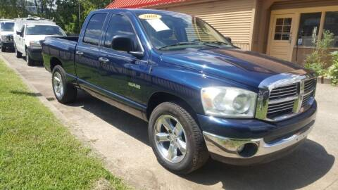 2008 Dodge Ram Pickup 1500 for sale at A & A IMPORTS OF TN in Madison TN