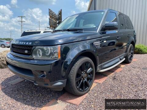2012 Land Rover Range Rover Sport for sale at Modern Motorcars in Nixa MO
