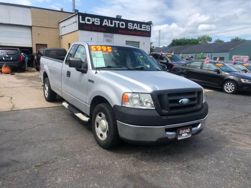 2006 Ford F-150 for sale at Lo's Auto Sales in Cincinnati OH
