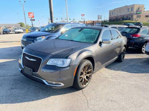 2016 Chrysler 300 for sale at Greg's Auto Sales in Poplar Bluff MO