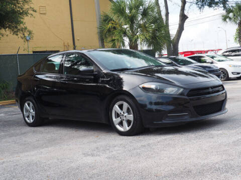 2015 Dodge Dart for sale at Winter Park Auto Mall in Orlando FL