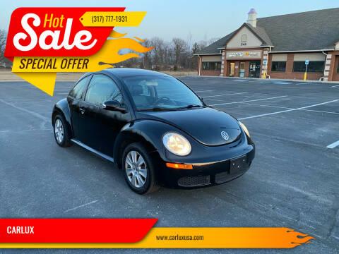 2009 Volkswagen New Beetle for sale at CARLUX in Fortville IN