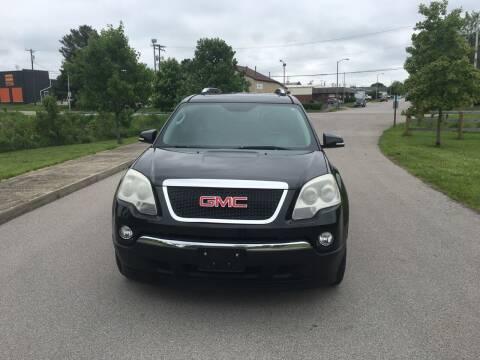 2008 GMC Acadia for sale at Abe's Auto LLC in Lexington KY