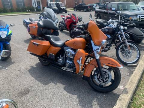 2009 Harley Davidson Ultra Classic for sale at Dan Powers Honda Motorsports in Elizabethtown KY