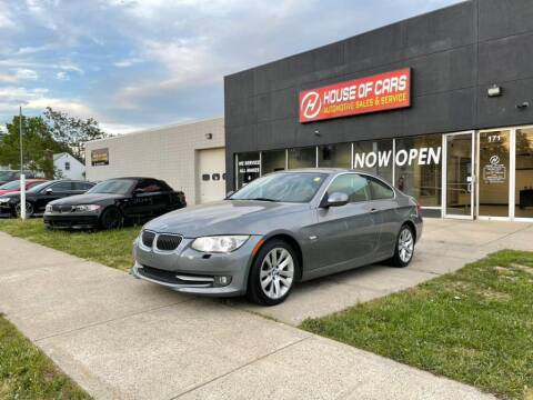 2012 BMW 3 Series for sale at HOUSE OF CARS CT in Meriden CT