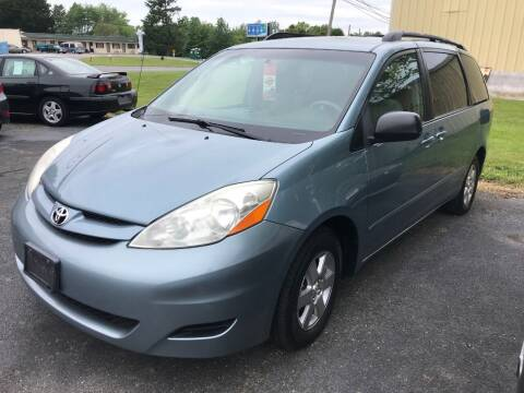 2009 Toyota Sienna for sale at Certified Motors in Bear DE