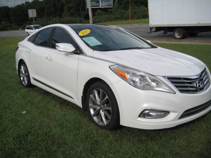 2013 Hyundai Azera for sale at Carland Enterprise Inc in Marietta GA