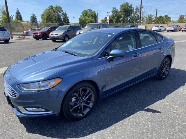 2018 Ford Fusion for sale in Bakersfield, CA
