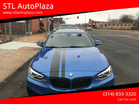 2015 BMW 2 Series for sale at STL AutoPlaza in Saint Louis MO