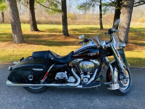 2011 Harley-Davidson® FLHR - Road King® for sale at Street Track n Trail in Conneaut Lake PA