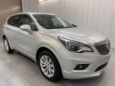 2017 Buick Envision for sale at JOE BULLARD USED CARS in Mobile AL