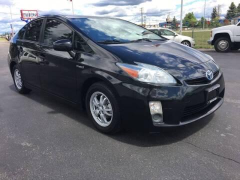 2011 Toyota Prius for sale at Atlas Automotive Sales in Hayden ID