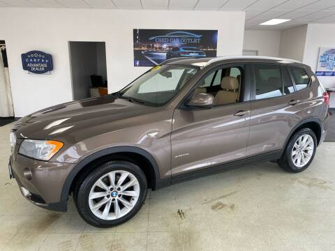 2014 BMW X3 for sale at Used Car Outlet in Bloomington IL