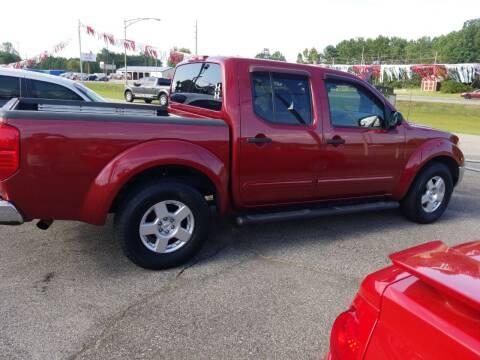 2007 Nissan Frontier for sale at Prospect Motors LLC in Adamsville AL