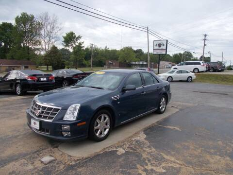 2009 Cadillac STS for sale at High Country Motors in Mountain Home AR