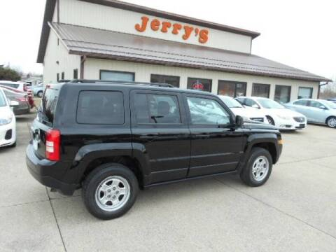 2014 Jeep Patriot for sale at Jerry's Auto Mart in Uhrichsville OH