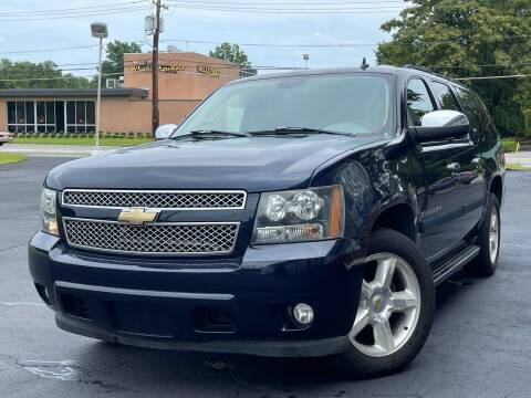 2007 Chevrolet Suburban for sale at MAGIC AUTO SALES in Little Ferry NJ