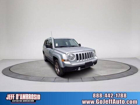 2011 Jeep Patriot for sale at Jeff D'Ambrosio Auto Group in Downingtown PA