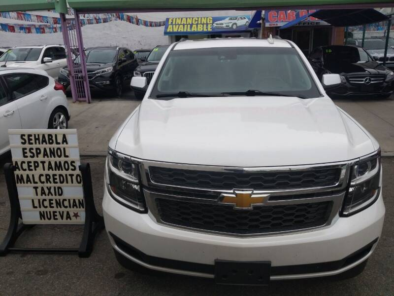 2016 Chevrolet Tahoe for sale at 4530 Tip Top Car Dealer Inc in Bronx NY