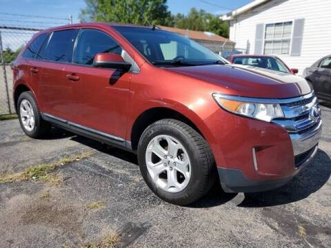 2014 Ford Edge for sale at Paramount Motors in Taylor MI