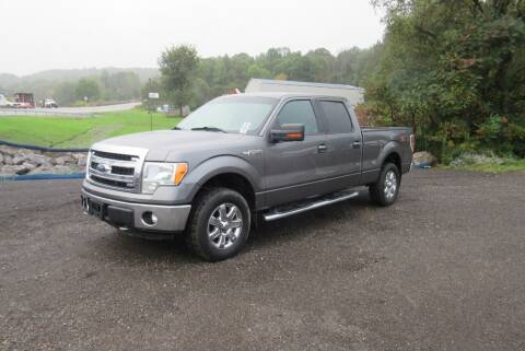 2014 Ford F-150 for sale at Clearwater Motor Car in Jamestown NY